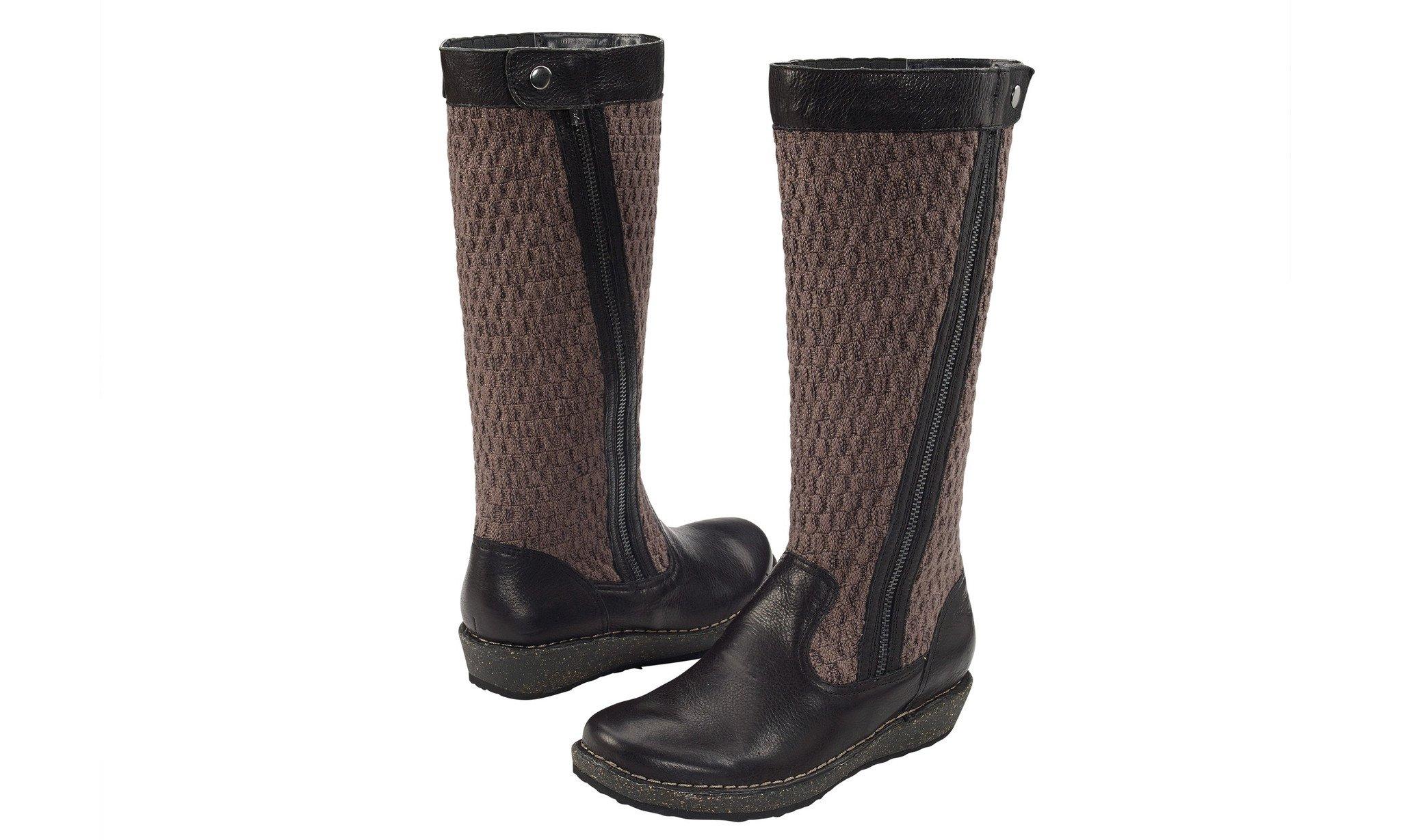 Amber Sweater Boot - Women's